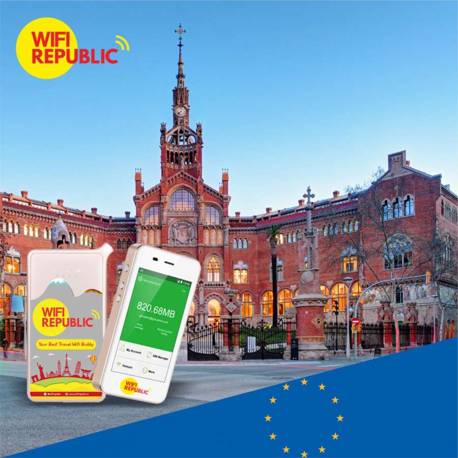 Gambar WiFi Europe Unlimited Plus