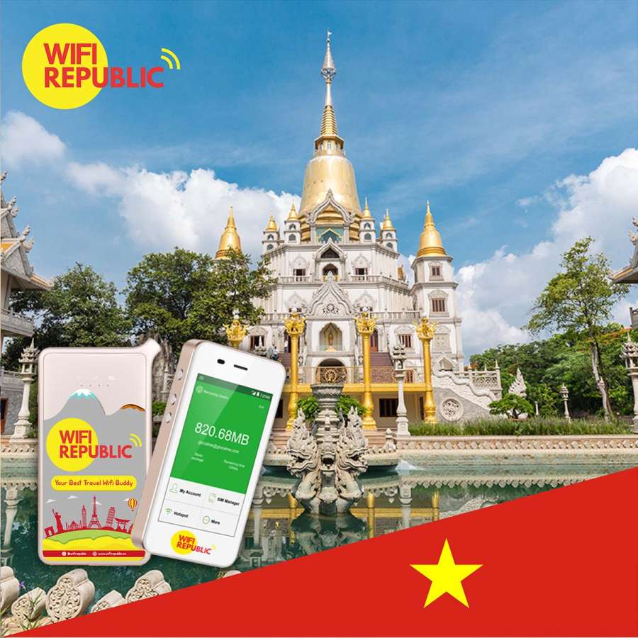 Promo WiFi Vietnam Unlimited Plus