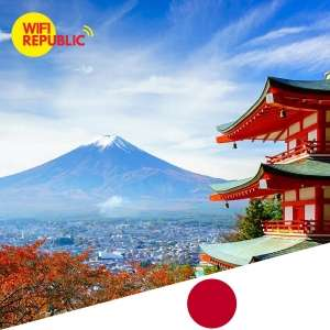 Gambar WiFi Jepang Unlimited Plus