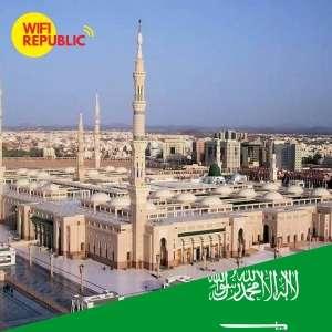Gambar WiFi Arab Saudi Unlimited