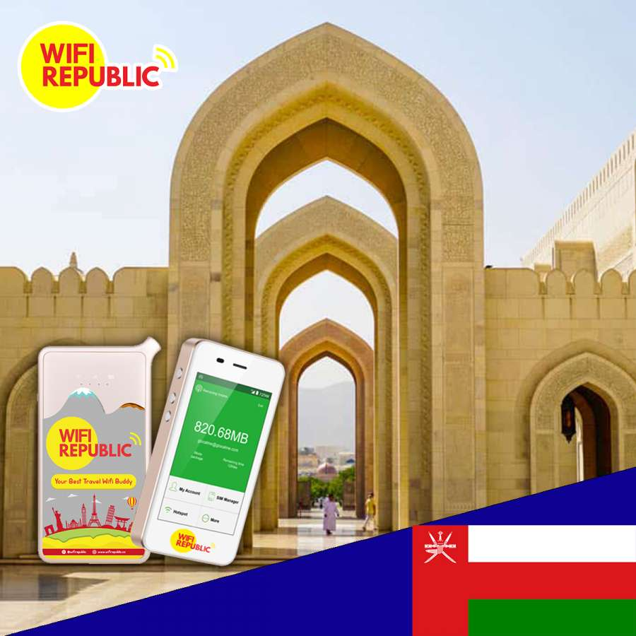 Gambar WiFi Oman Unlimited