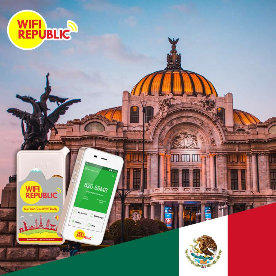 Gambar WiFi Mexico Unlimited