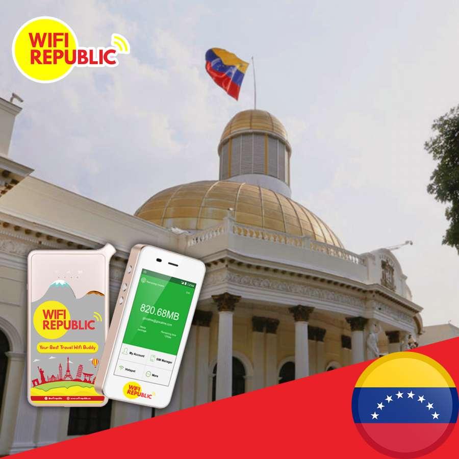 Gambar WiFi Venezuela Unlimited