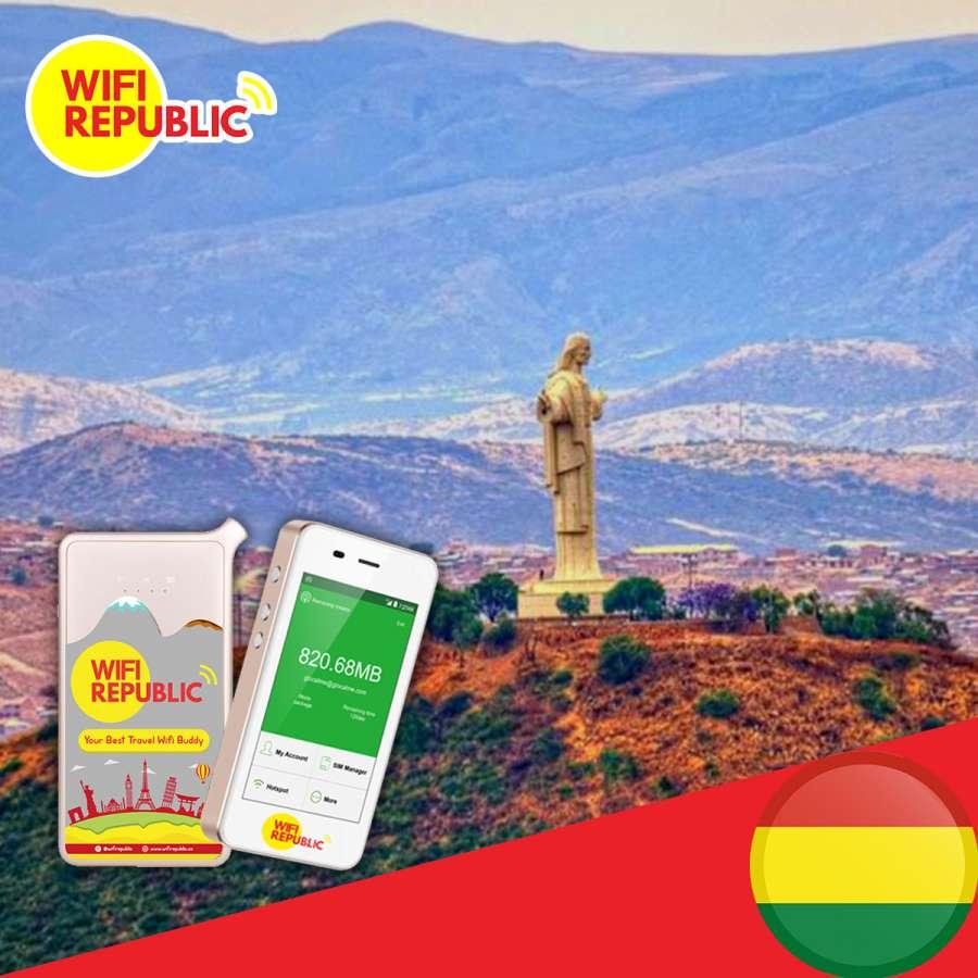 Gambar WiFi Bolivia Unlimited