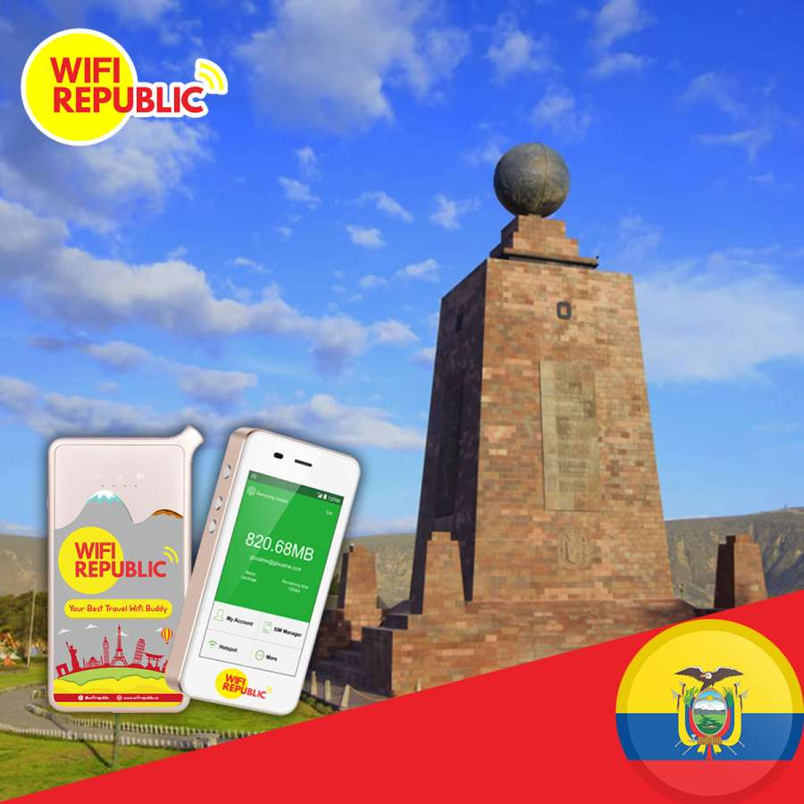 Gambar WiFi Ecuador Unlimited