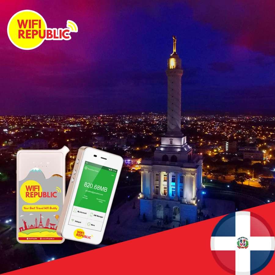 Gambar WiFi Dominican Republic Unlimited