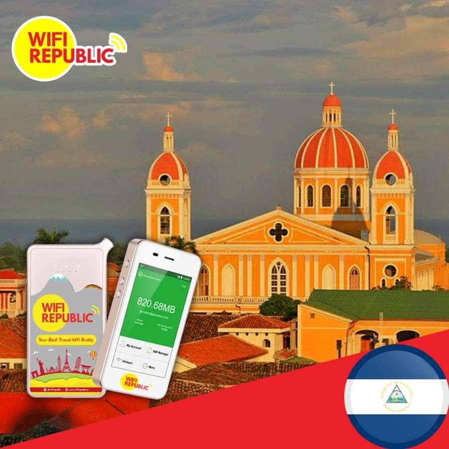 Gambar WiFi Nicaragua Unlimited