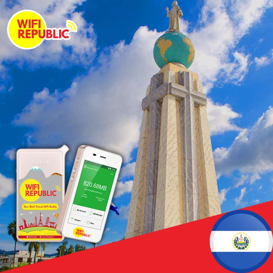 Gambar WiFi El Salvador Unlimited