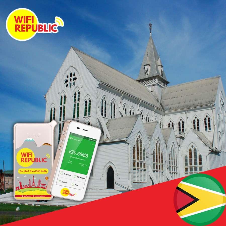 Gambar WiFi Guyana Unlimited