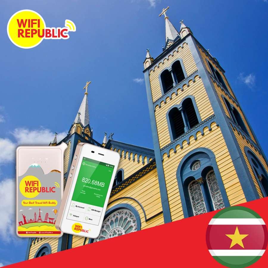 Gambar WiFi Suriname Unlimited