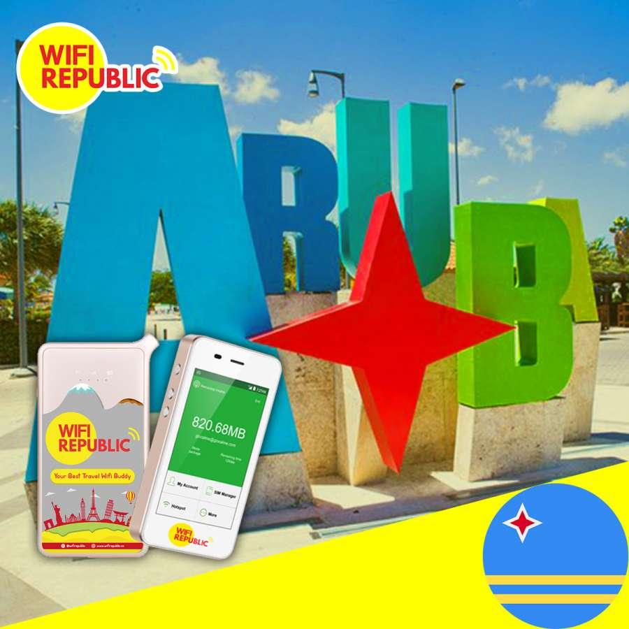 Gambar WiFi Aruba Unlimited