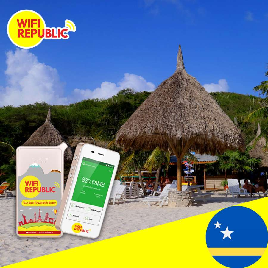 Gambar WiFi Curacao Unlimited