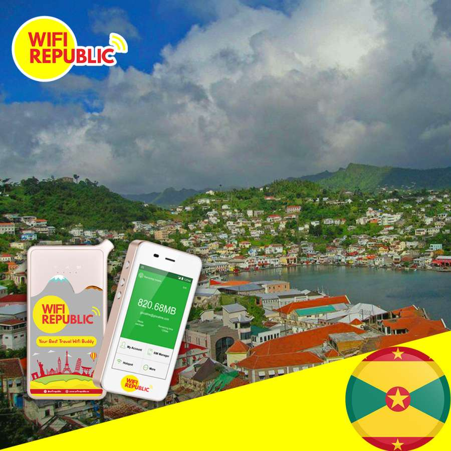 Gambar WiFi Grenada Unlimited