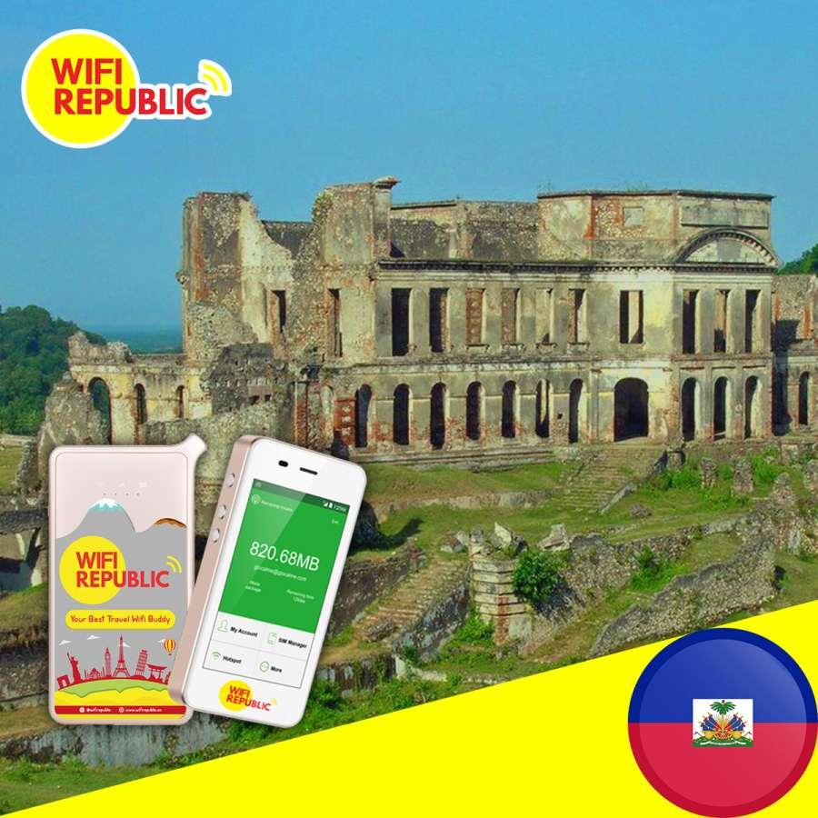 Gambar WiFi Haiti Unlimited