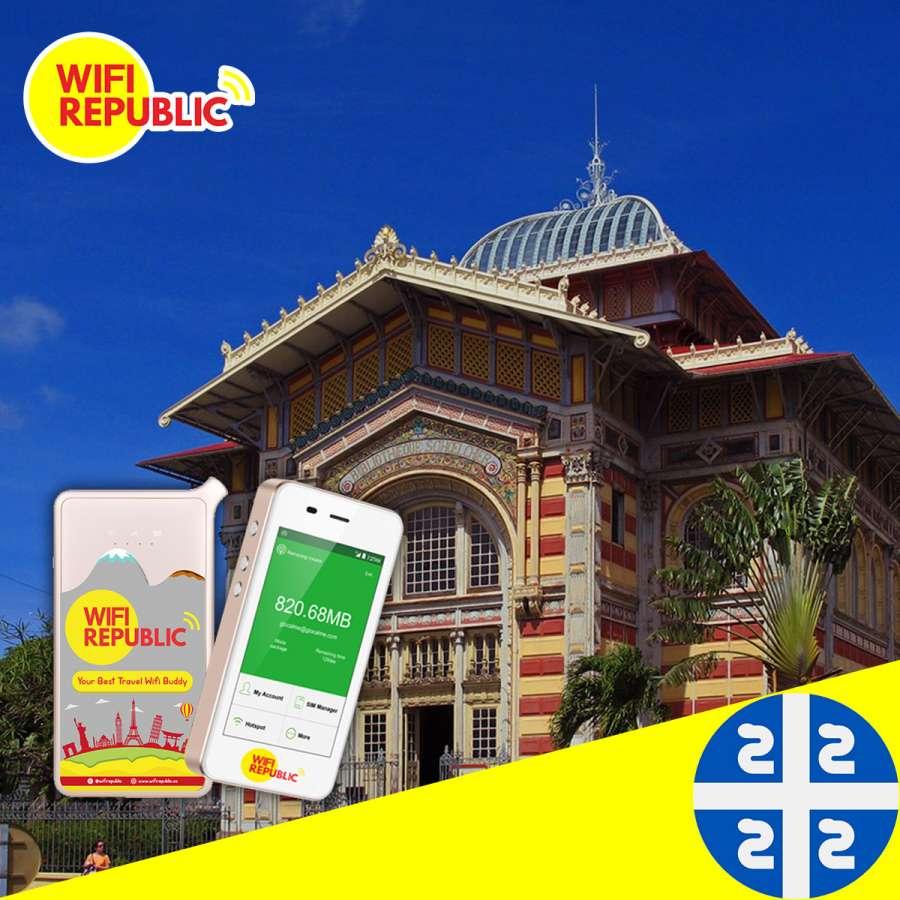 Gambar WiFi Martinique Unlimited