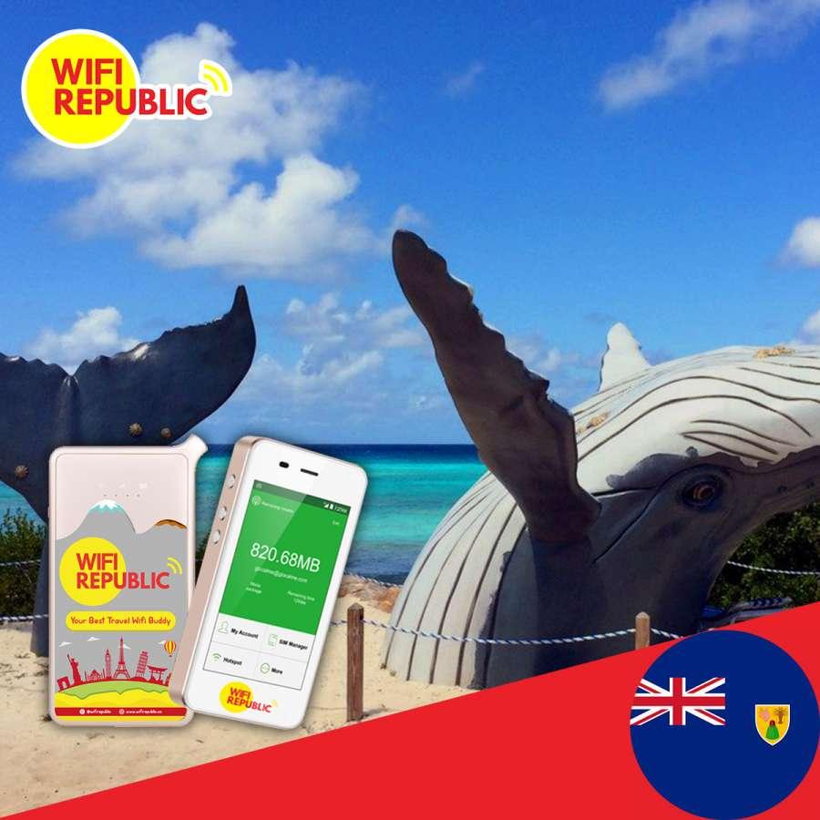 Gambar WiFi Turks & Caicos Islands Unlimited