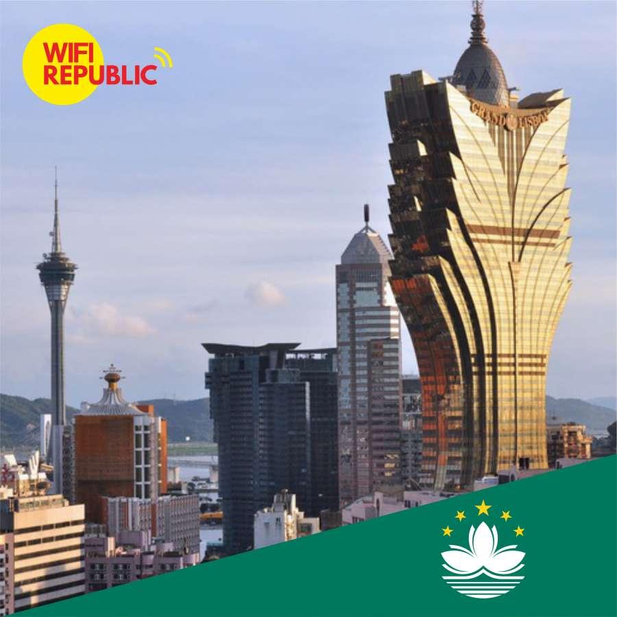 Gambar WiFi Macao Unlimited