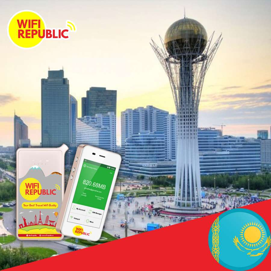 Gambar WiFi Kazakhstan Unlimited