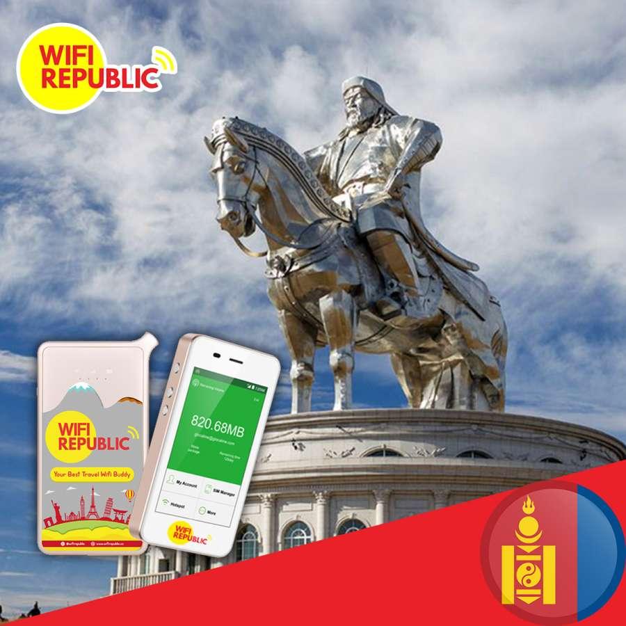 Gambar WiFi Mongolia Unlimited