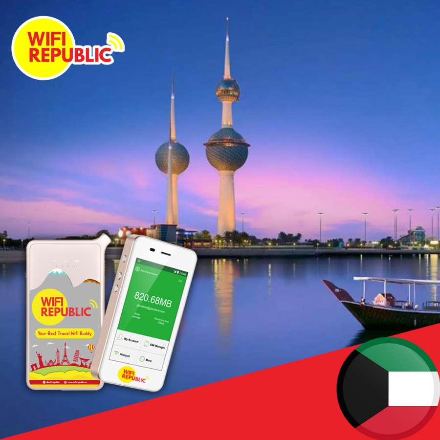 Gambar WiFi Kuwait Unlimited