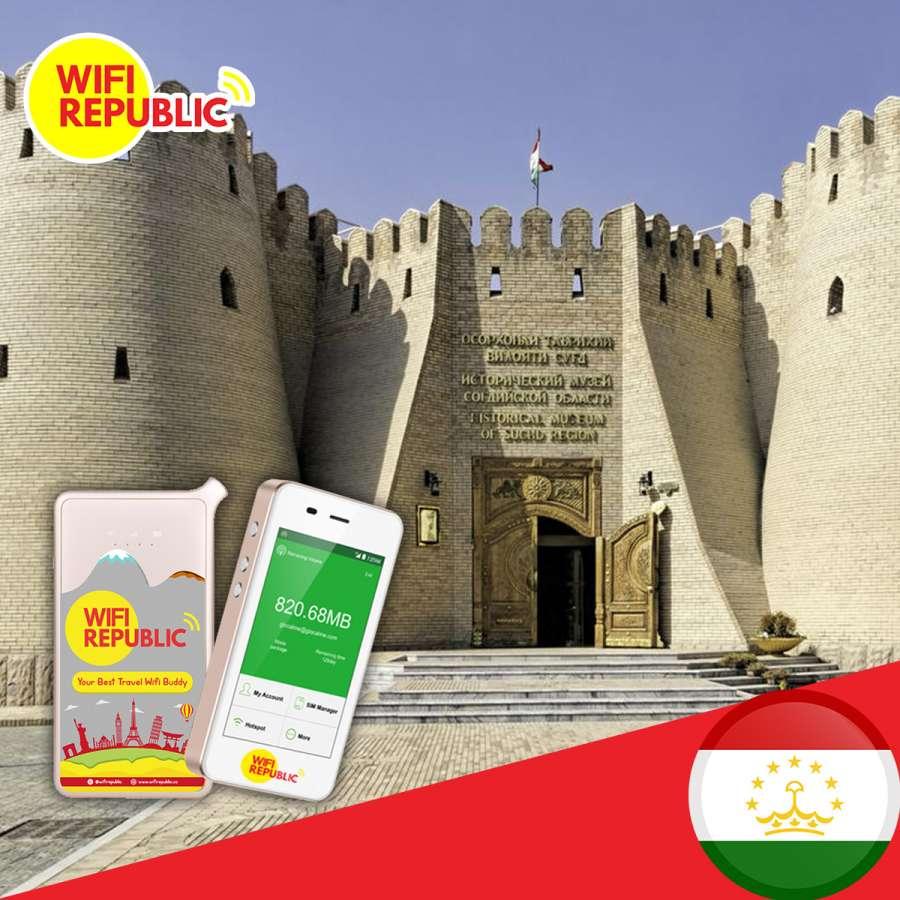 Gambar WiFi Tajikistan Unlimited
