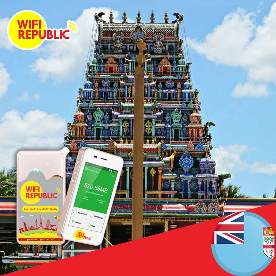 Gambar WiFi Fiji Unlimited