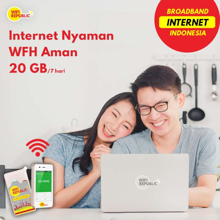 Gambar Internet Indonesia Wifi Weekly