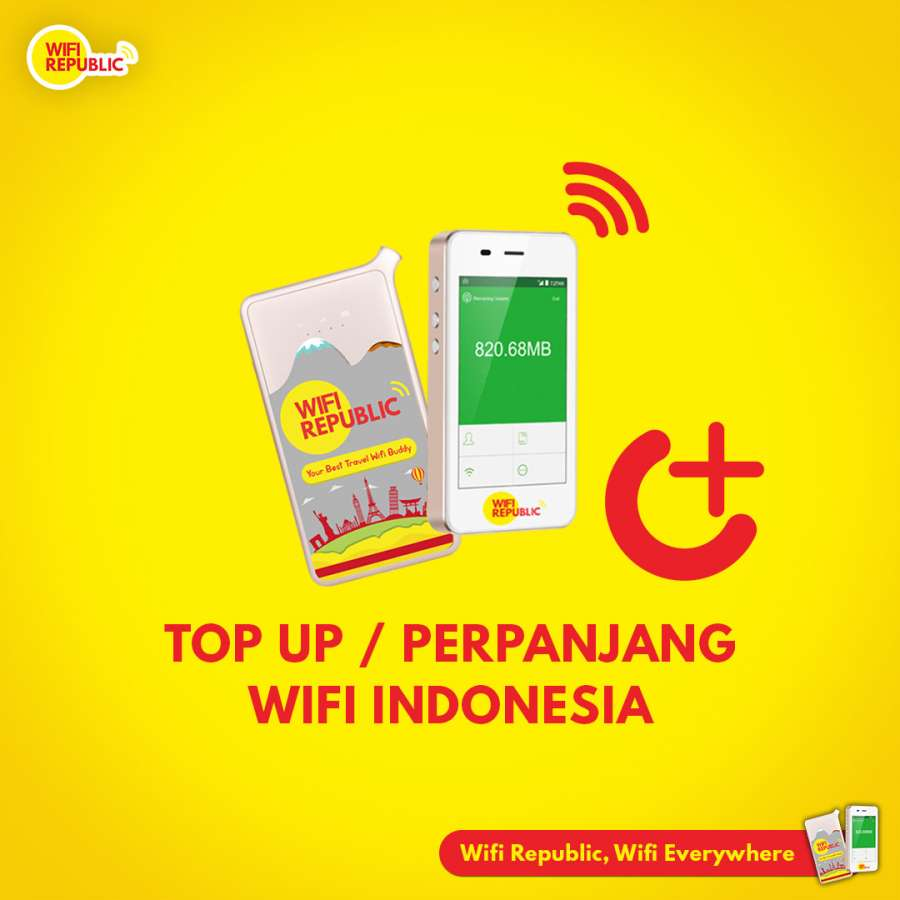 Gambar Top Up Wifi Indonesia Monthly
