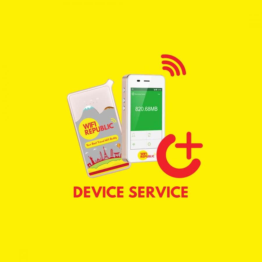 Gambar Device Service