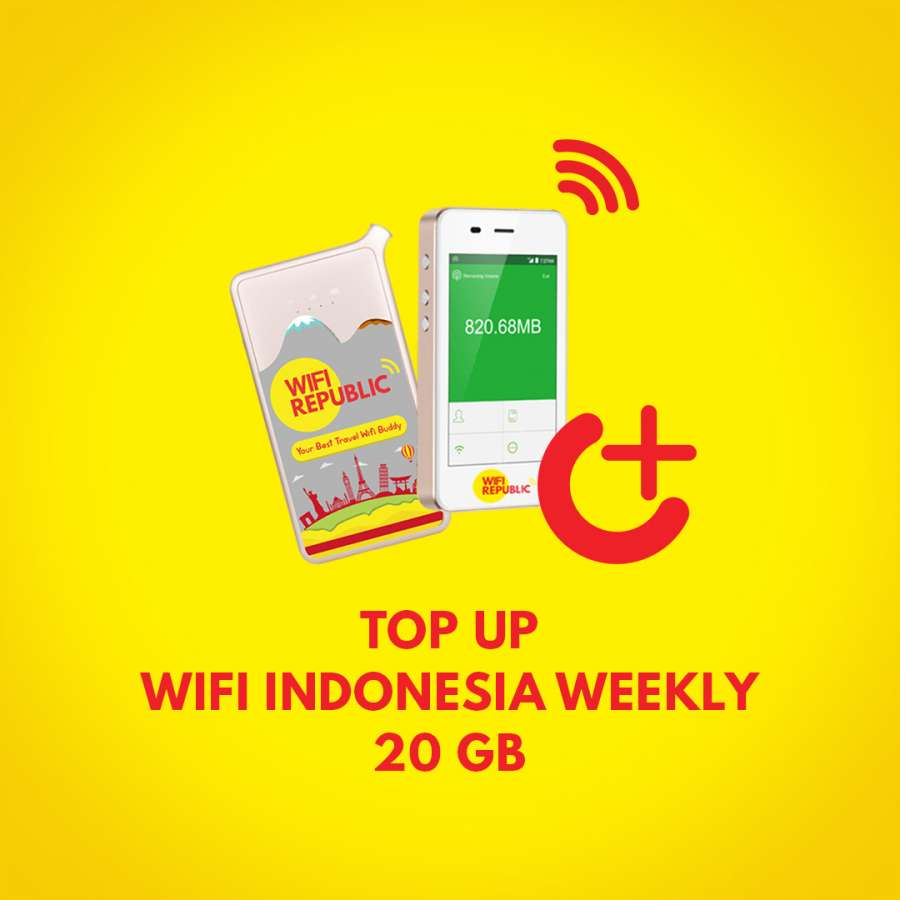 Gambar Top Up Wifi Indonesia Weekly