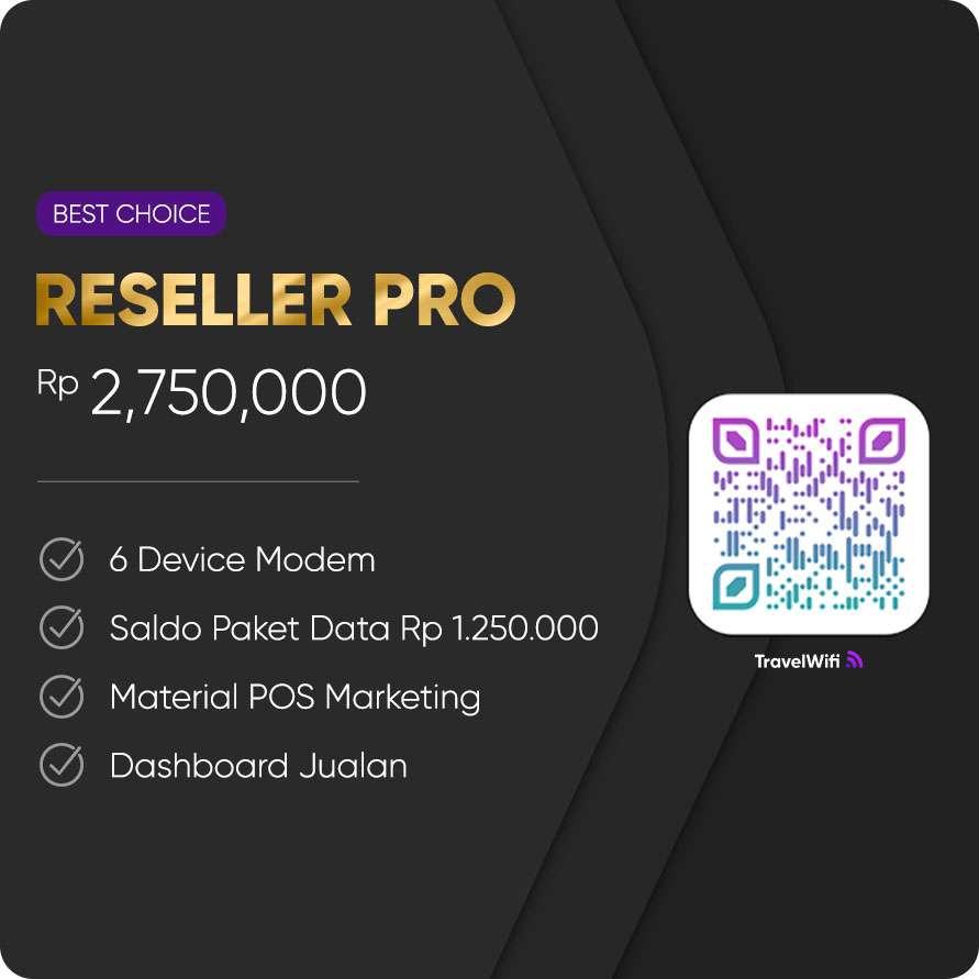 Gambar TravelWifi Reseller Pro