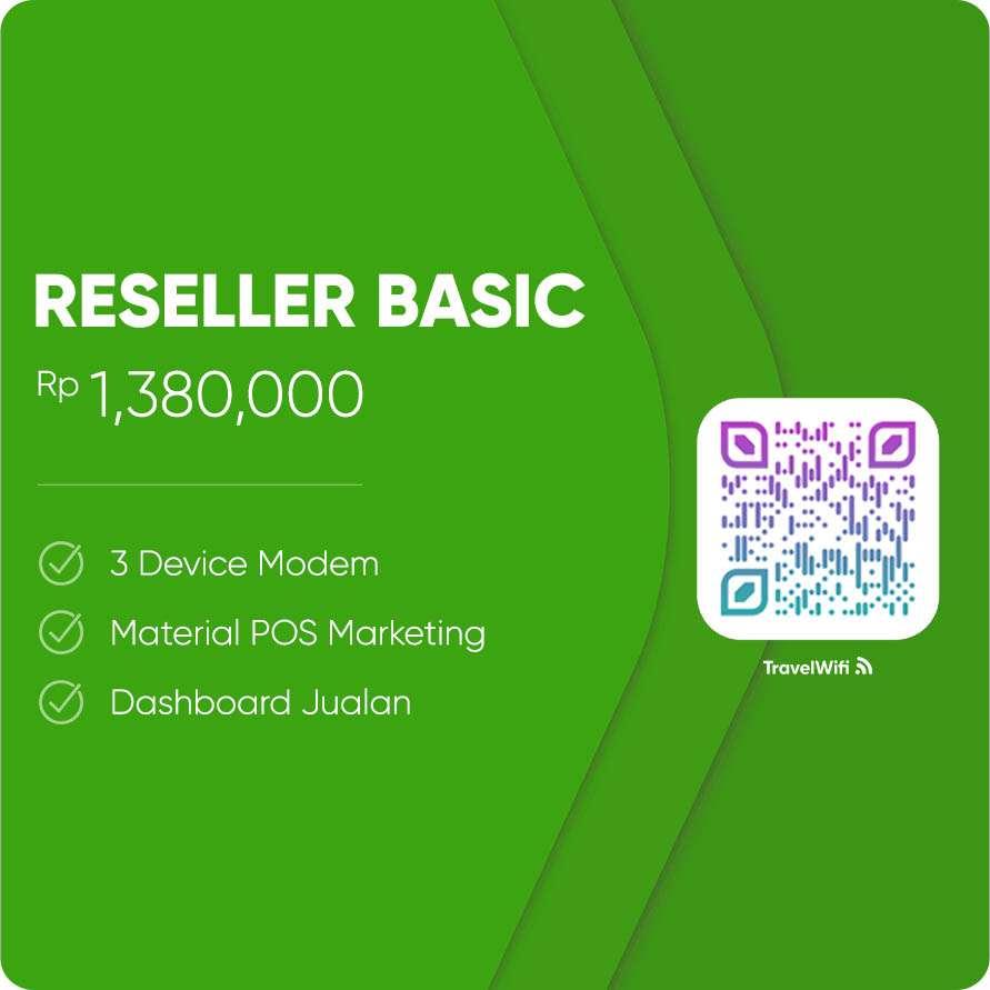 Gambar TravelWifi Reseller Basic