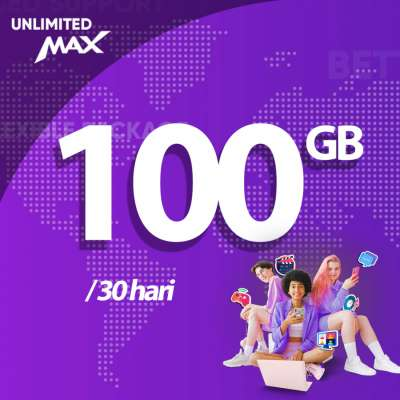 Gambar TravelWifi Internet Indonesia UNLIMITED MAX 100 GB