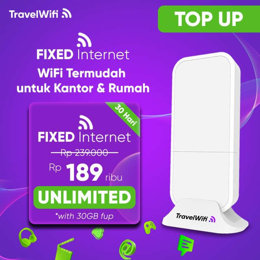 Gambar Top Up Fixed Internet Mikrotik 30 GB