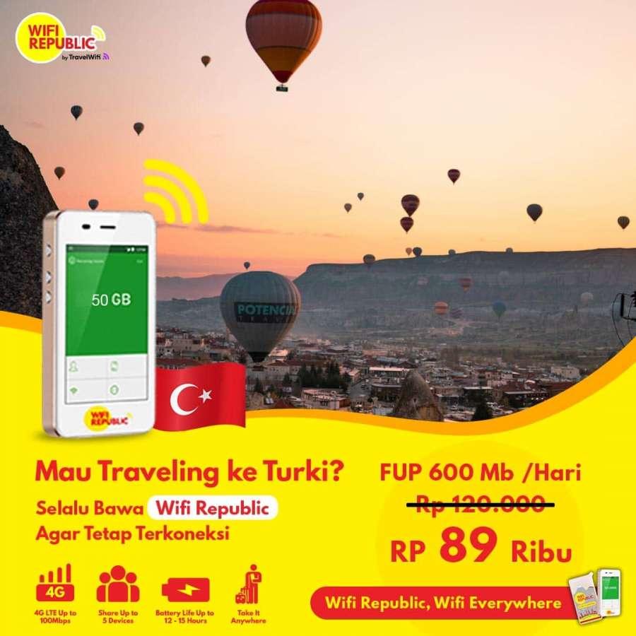 Gambar WiFi Turki Unlimited