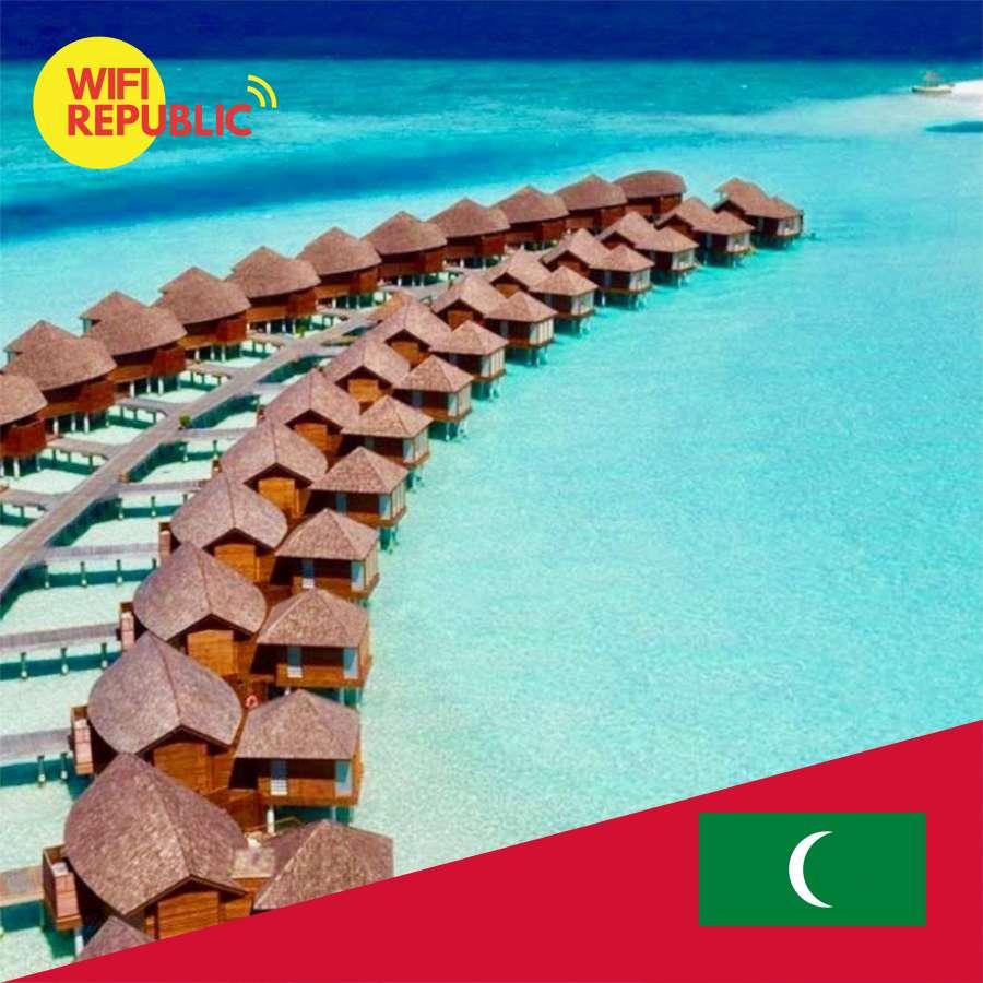 Gambar WiFi Maldives Unlimited