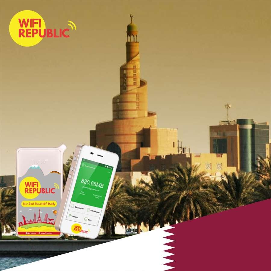 Gambar WiFi Qatar Unlimited