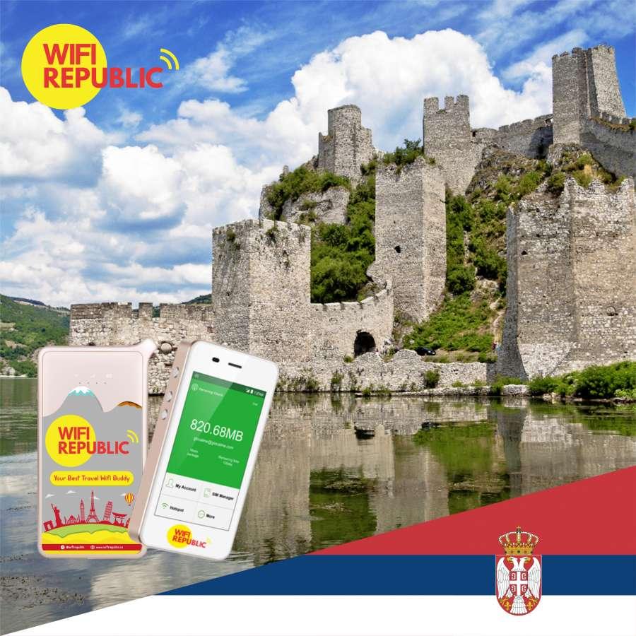 Gambar WiFi Serbia Unlimited