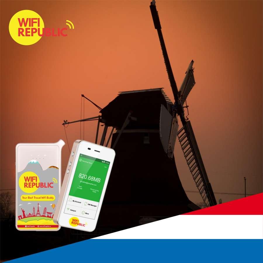 Gambar WiFi Belanda Unlimited