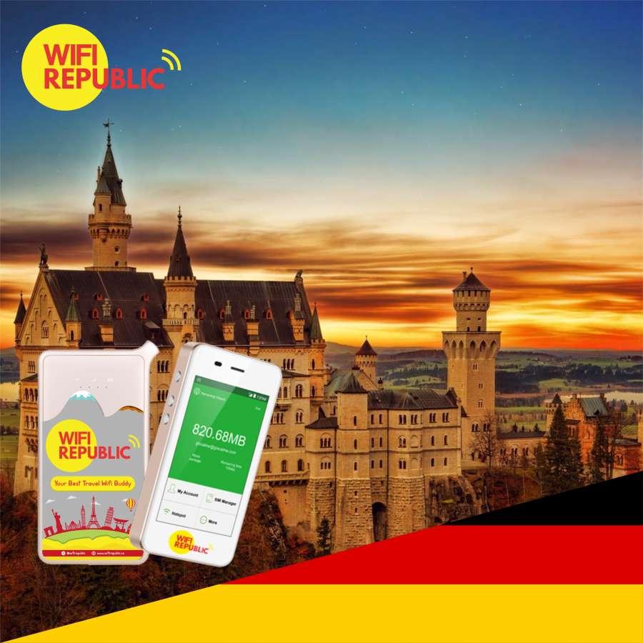 Gambar WiFi Jerman Unlimited