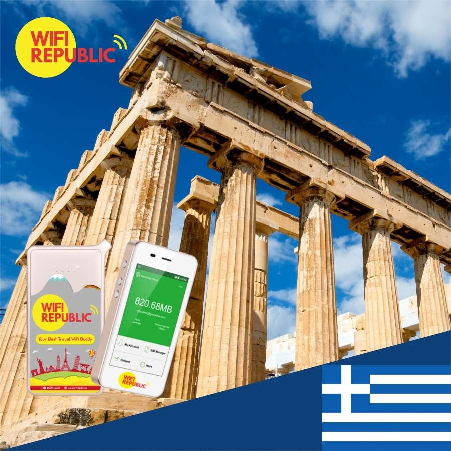 Gambar WiFi Yunani Unlimited