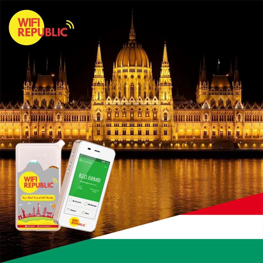 Gambar WiFi Hungary Unlimited